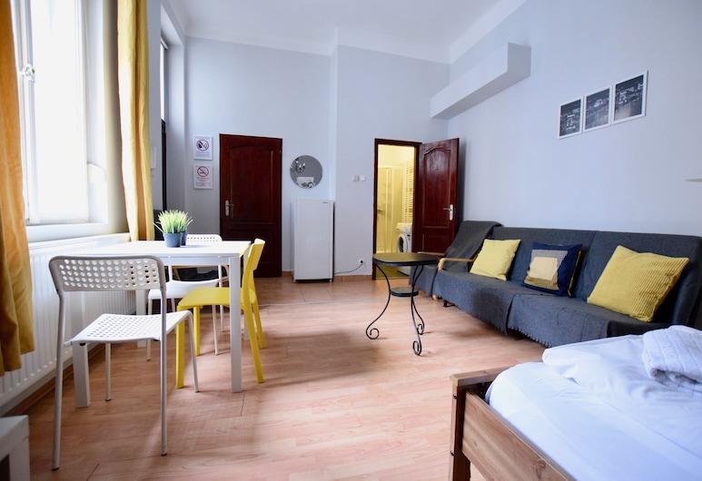 Standard Apartment by Hi5 - Váci 56., Budapest, Studio, Oppholdsområde