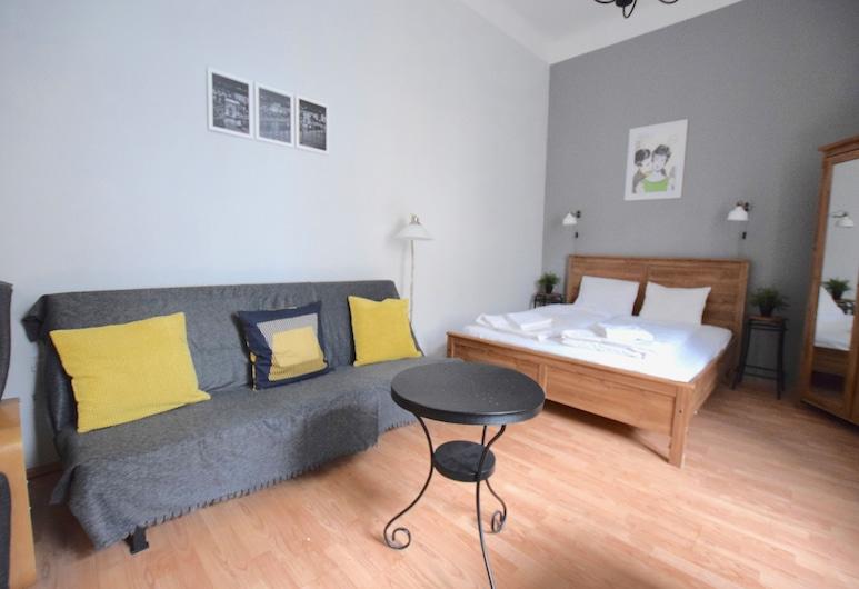Standard Apartment by Hi5 - Váci 56., Budapešť, Štúdio, Izba