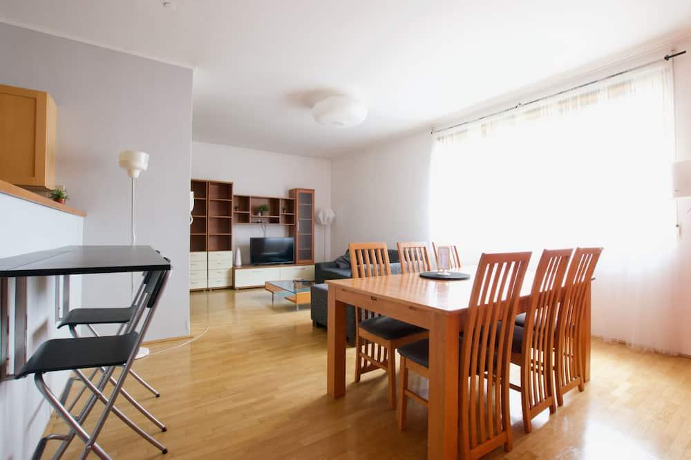 公寓, 2 間臥房 - 客房內用餐