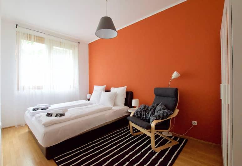 Standard Apartment by Hi5 - Kazincy 52., Budapeszt, Apartament z 2 sypialniami, Pokój