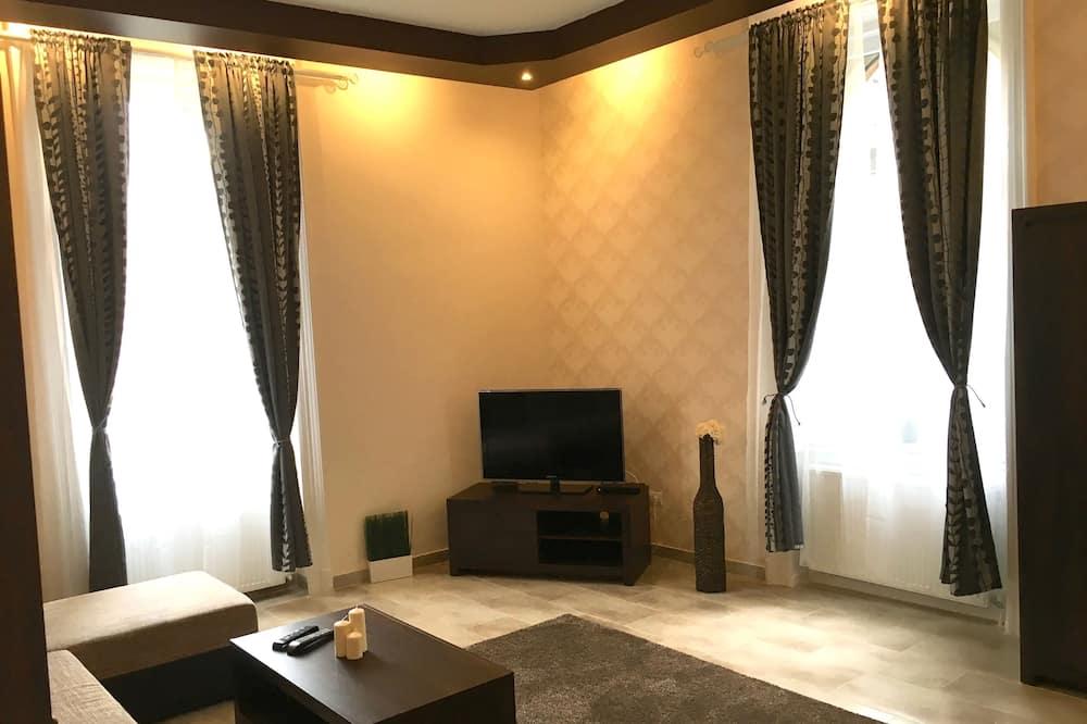 Квартира, 2 спальні - Житлова площа
