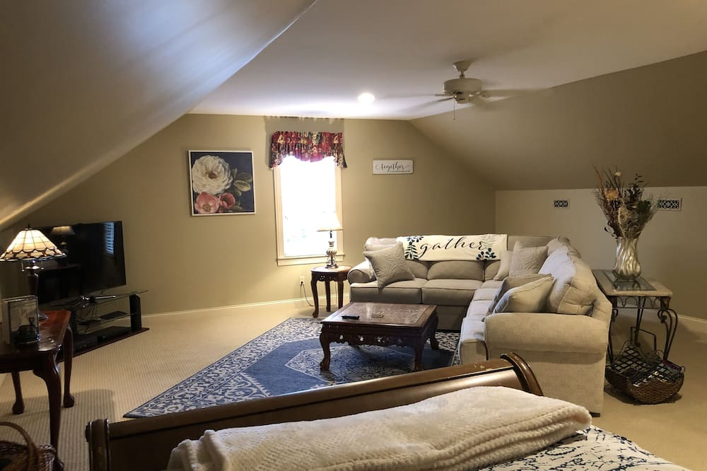 Exclusieve eenpersoonskamer - Woonruimte
