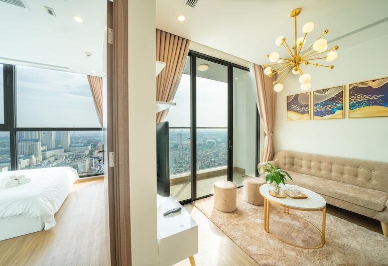 Li.A House Skylake, Ανόι, Διαμέρισμα, 2 Υπνοδωμάτια, Περιοχή καθιστικού