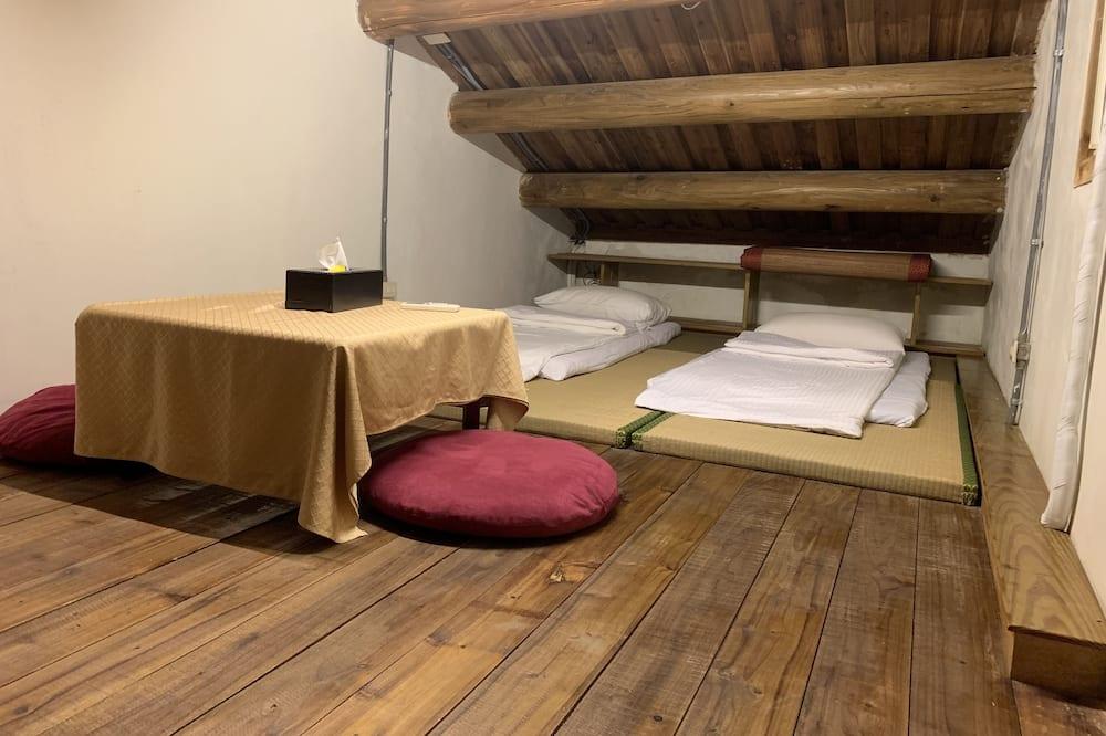 Quadruple Room - Extra beds