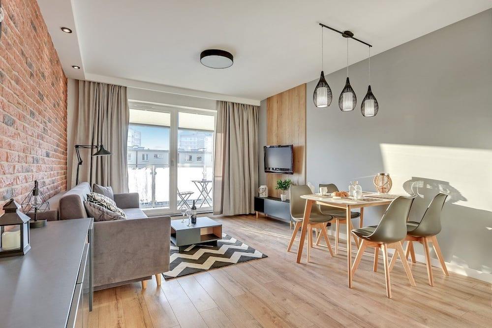Dizaina dzīvokļnumurs, divas guļamistabas (213) - Galvenais attēls
