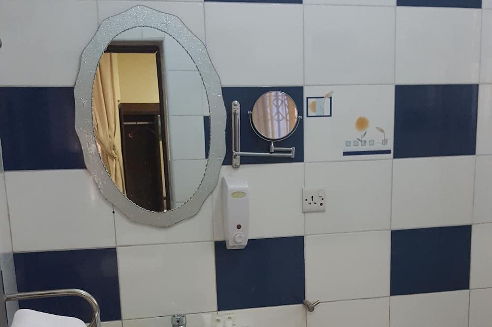 Klassieke eenpersoonskamer - Badkamer