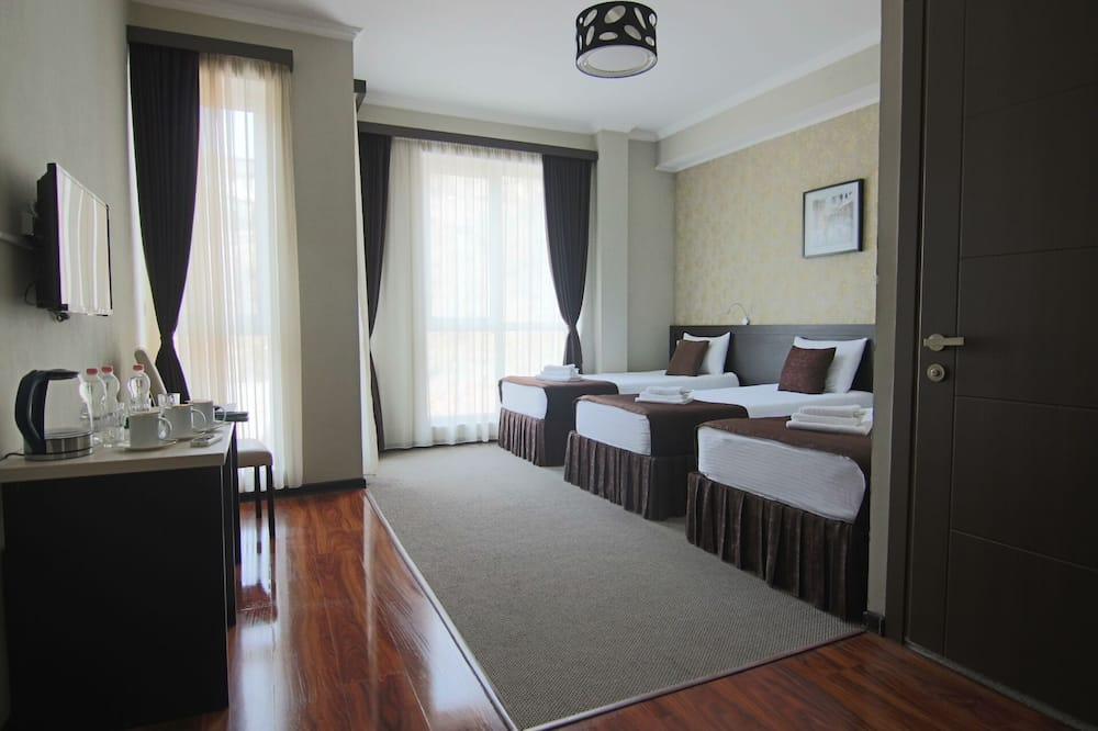 Standard Double or Twin Room (with sofa bed) - Ruang Tamu