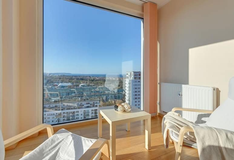 Sea Side by Downtown Apartments, Gdansk, Apartment, 3 Bedrooms, Room