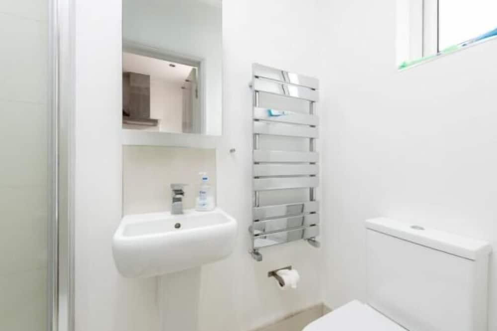 Lägenhet - 1 sovrum - icke-rökare - Badrum