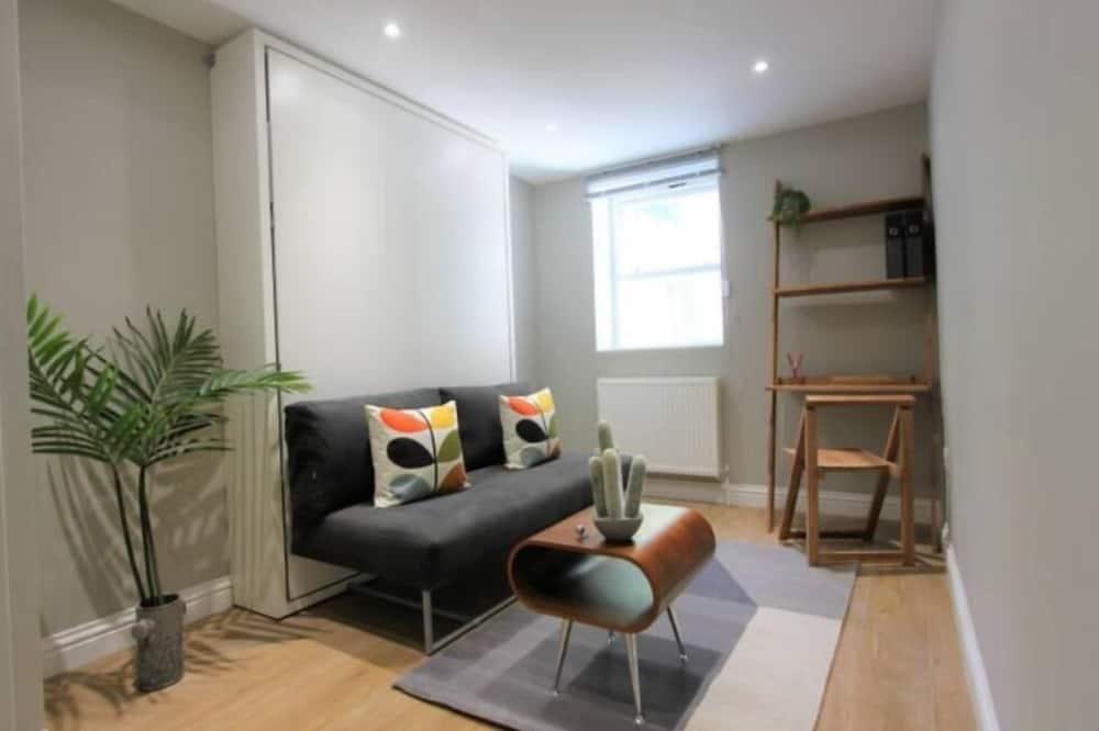 Lägenhet - 1 sovrum - icke-rökare - Vardagsrum