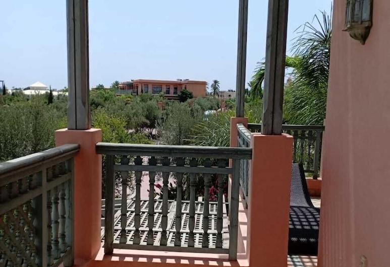 樂帕梅萊公寓酒店 ALC-169, 馬拉喀什, 公寓, 陽台
