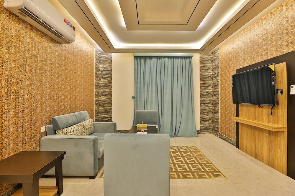 One Bedroom Deluxe Apartment - Stue
