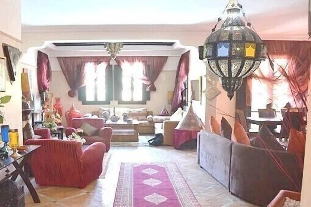 Villa - Dzīvojamā zona