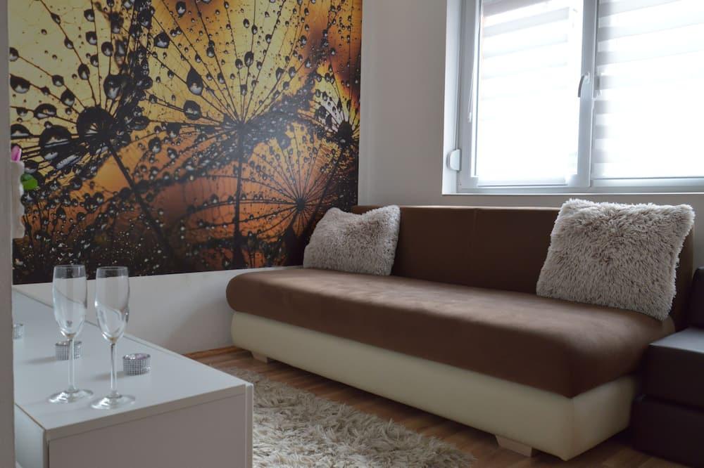 Studio - Coin séjour