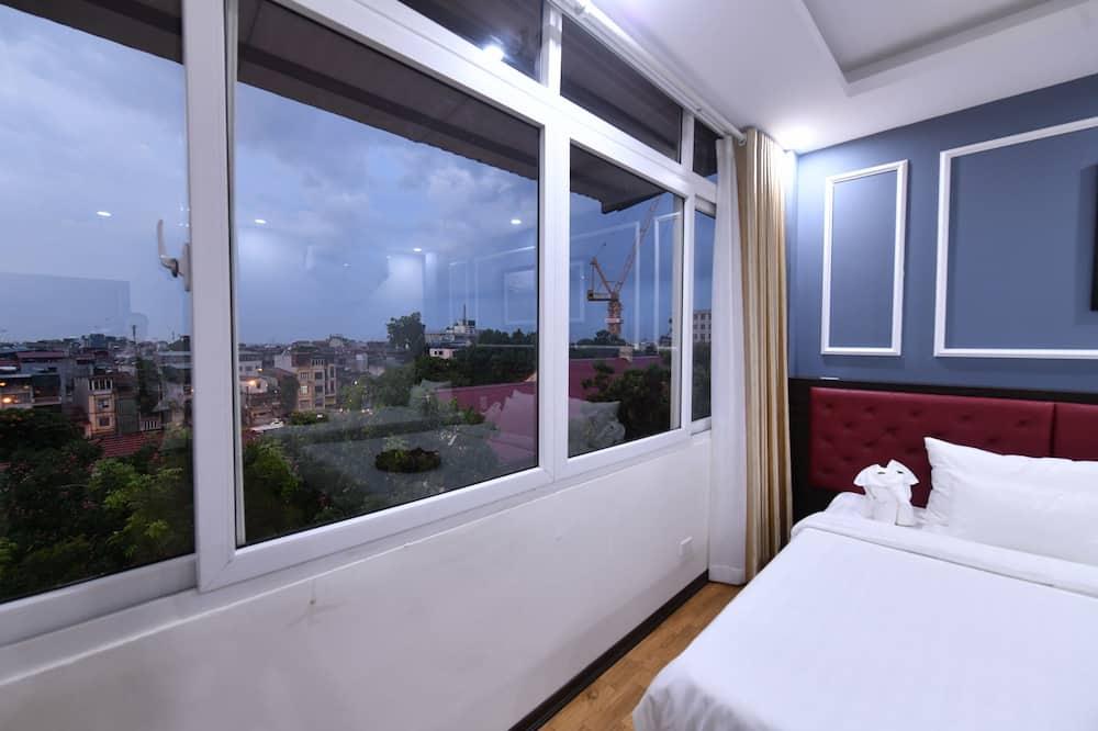 Chambre Triple Deluxe, vue ville - Vue sur la ville
