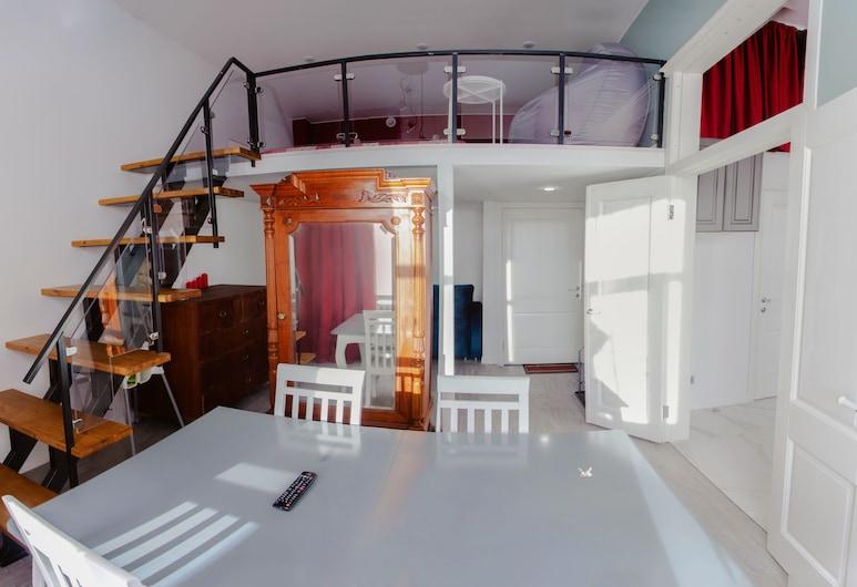 Gallery of stories , סנט פטרסבורג, דירת יוקרה, חדר
