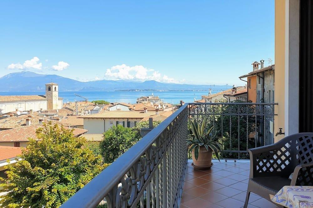 Deluxe-Suite, Balkon - Balkon