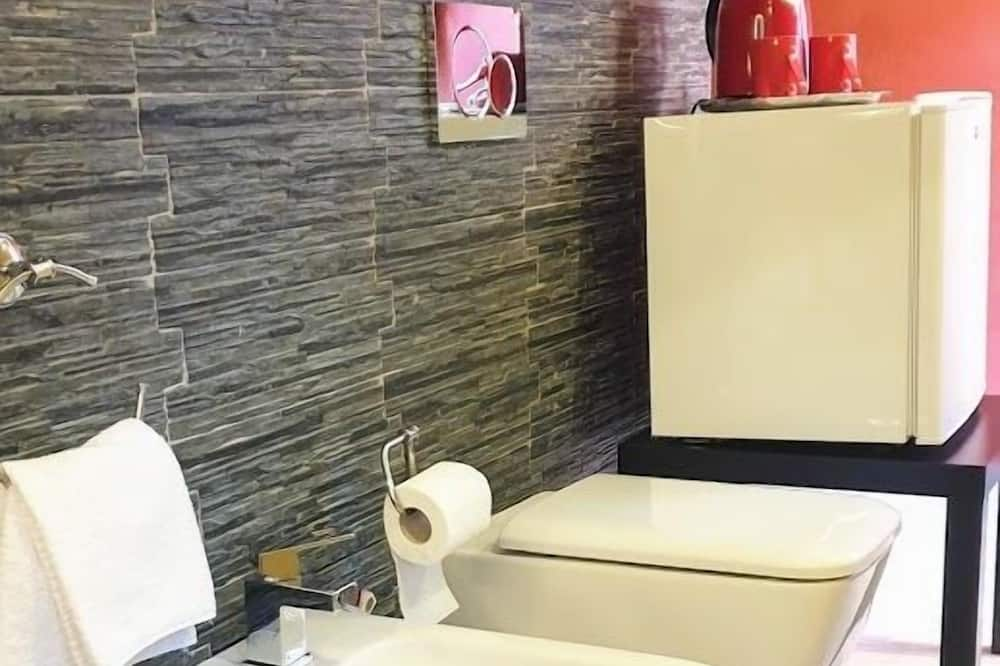 Luxury-Suite, Whirlpool - Badezimmer