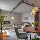 Departamento urbano, 1 habitación - Sala de estar