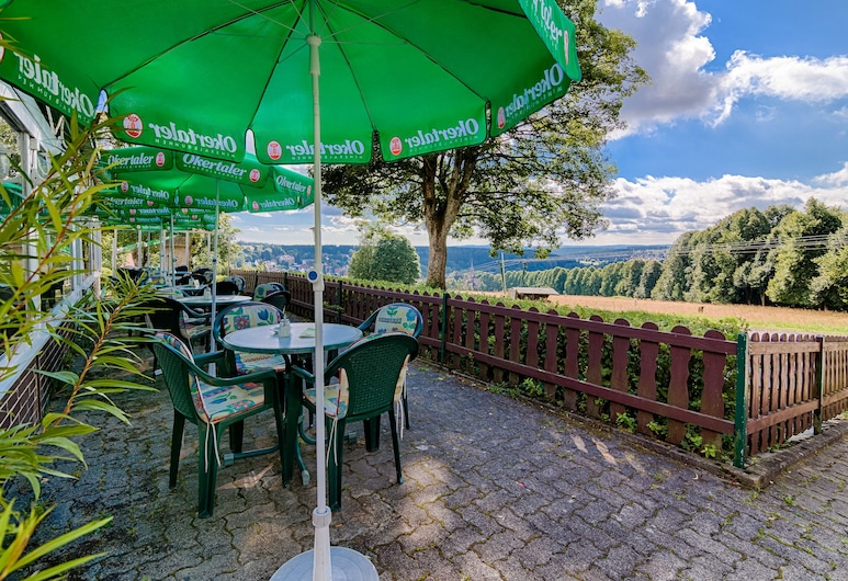 Hotel & Café PANORAMA, Braunlage, Terrace/Patio