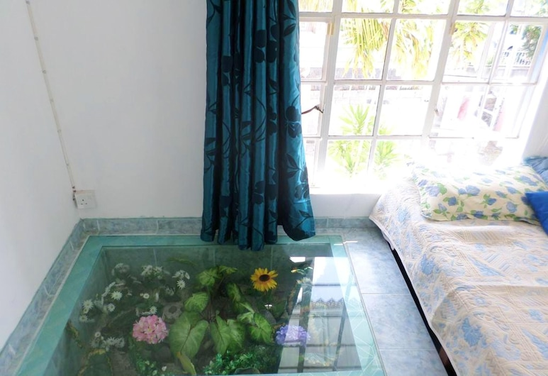 Apartment With 3 Bedrooms in Calodyne, With Enclosed Garden and Wifi, Calodyne, Phòng