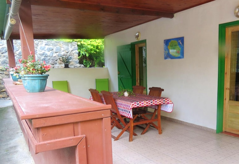 House With 2 Bedrooms in Saint-leu, With Furnished Terrace and Wifi, Saint-Leu