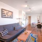อพาร์ทเมนท์ (1 Bedroom) - ห้องนั่งเล่น