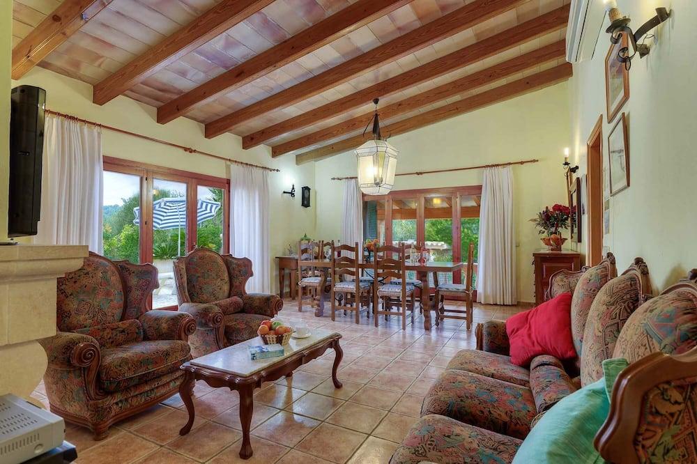 Villa, 3 Bedrooms, Private Pool - Ruang Tamu