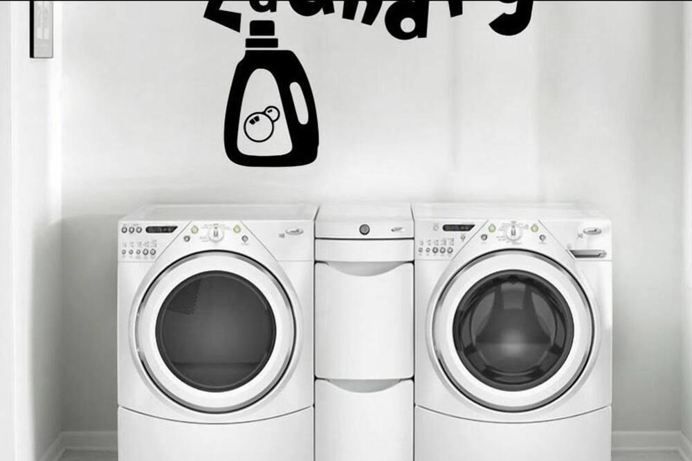 อพาร์ทเมนท์ (2 Bedrooms) - อุปกรณ์ซักล้าง