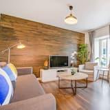 Apartmán (2 Bedrooms) - Obývačka