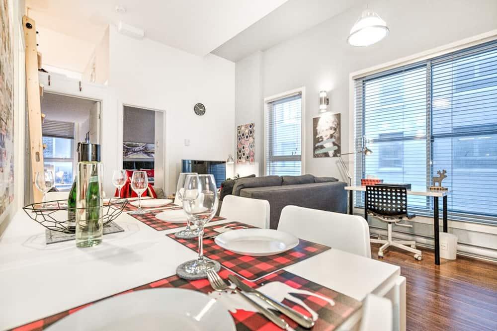 อพาร์ทเมนท์, 2 ห้องนอน (The Main 205) - ห้องพัก