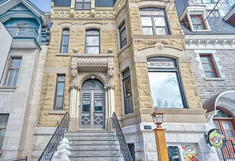 Downtown 502 Central Sunny Duplex Liv MTL, Montreal, Front of property