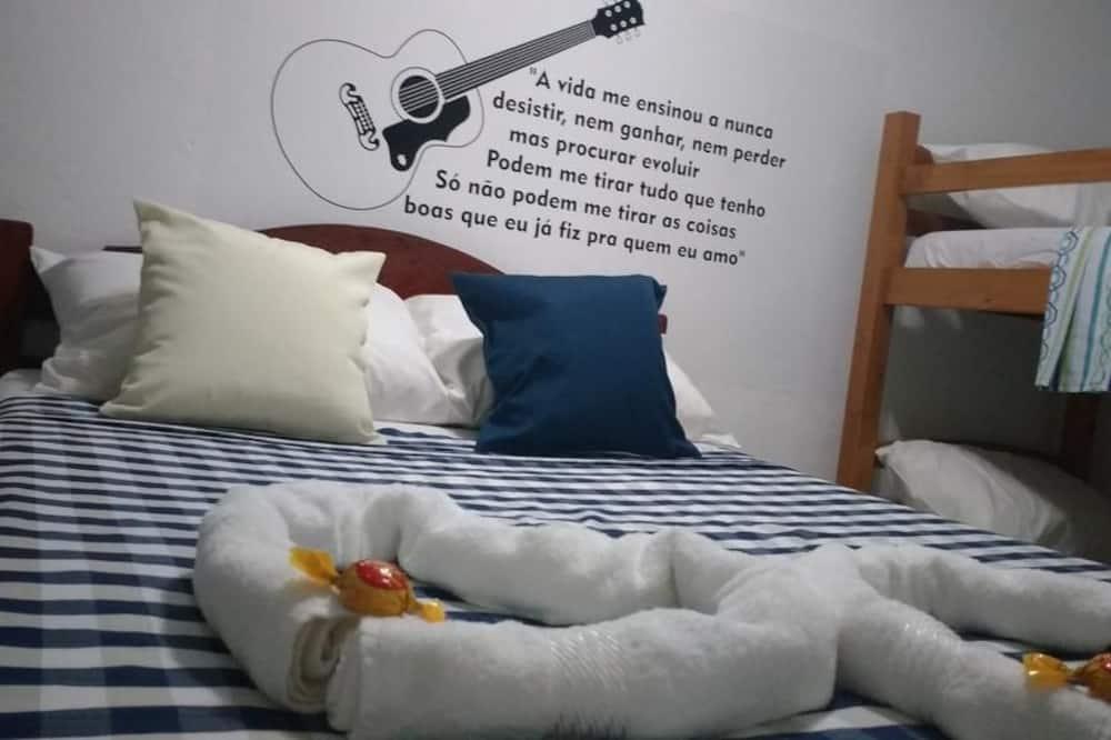 Economy-Vierbettzimmer - Zimmer