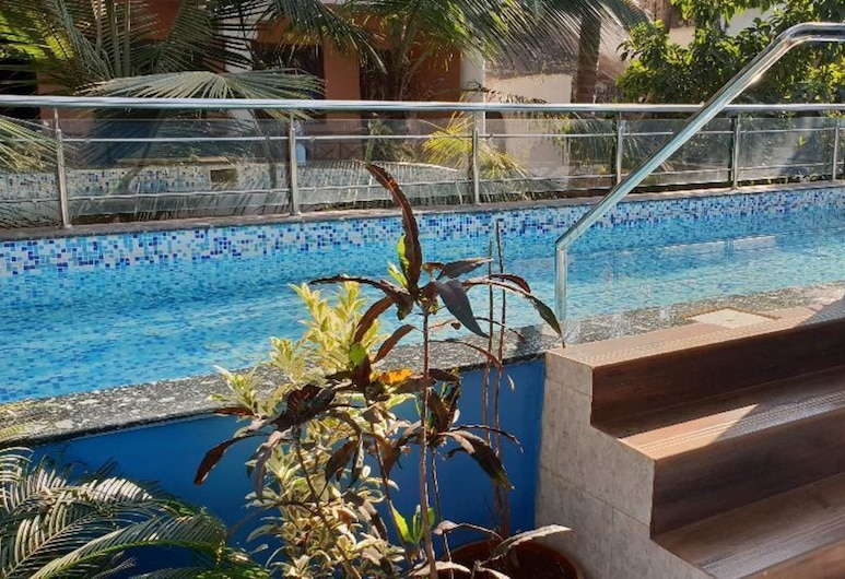 Beautiful Beachside House Goa, Calangute, House, Multiple Beds, Outdoor Pool