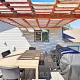 單棟房屋, 3 間臥室 - 露台