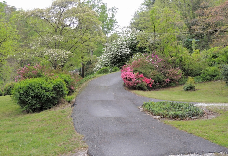 Hendersonville (NC) - 2 Br Cottage, Hendersonville, Cottage, 2 Bedrooms, Property Grounds