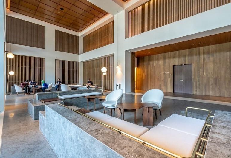 孟沙機構 WTS 套房飯店, 吉隆坡, 大廳休息區