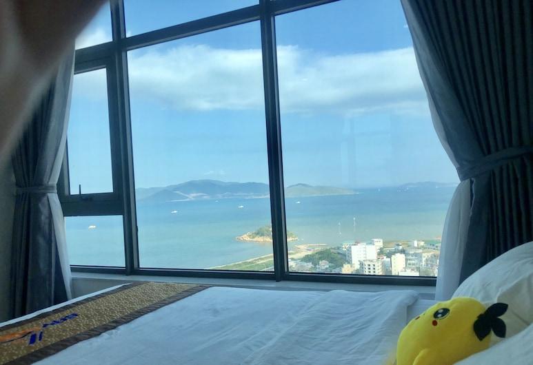 Bayhomes Muong Thanh Nha Trang Apartment, Nha Trang, Panoramic külaliskorter, Tuba
