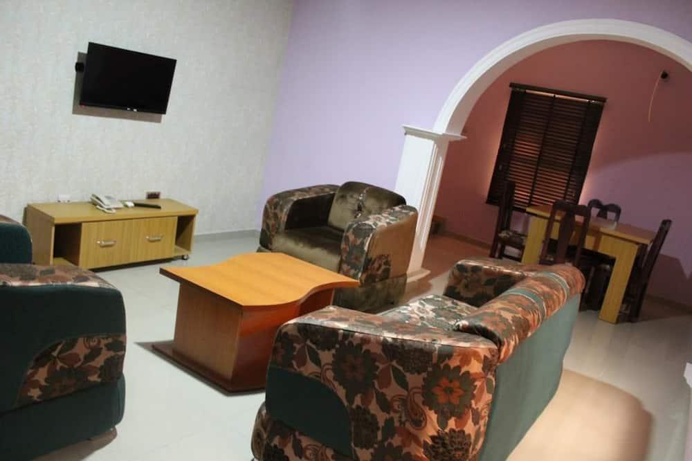 Senior Apartment - Living Area