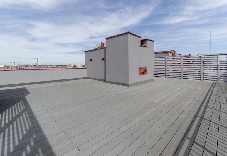 Zefiro Chmielna, Gdansk, Terrasse/veranda