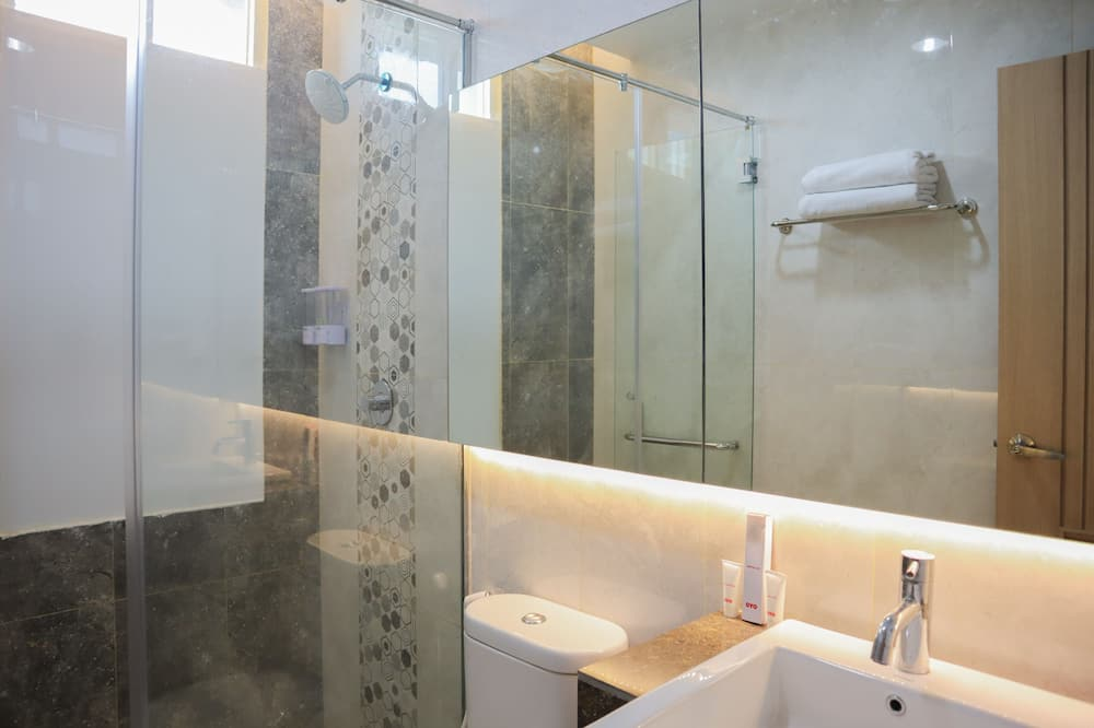 Apartmán typu Deluxe - Kúpeľňa