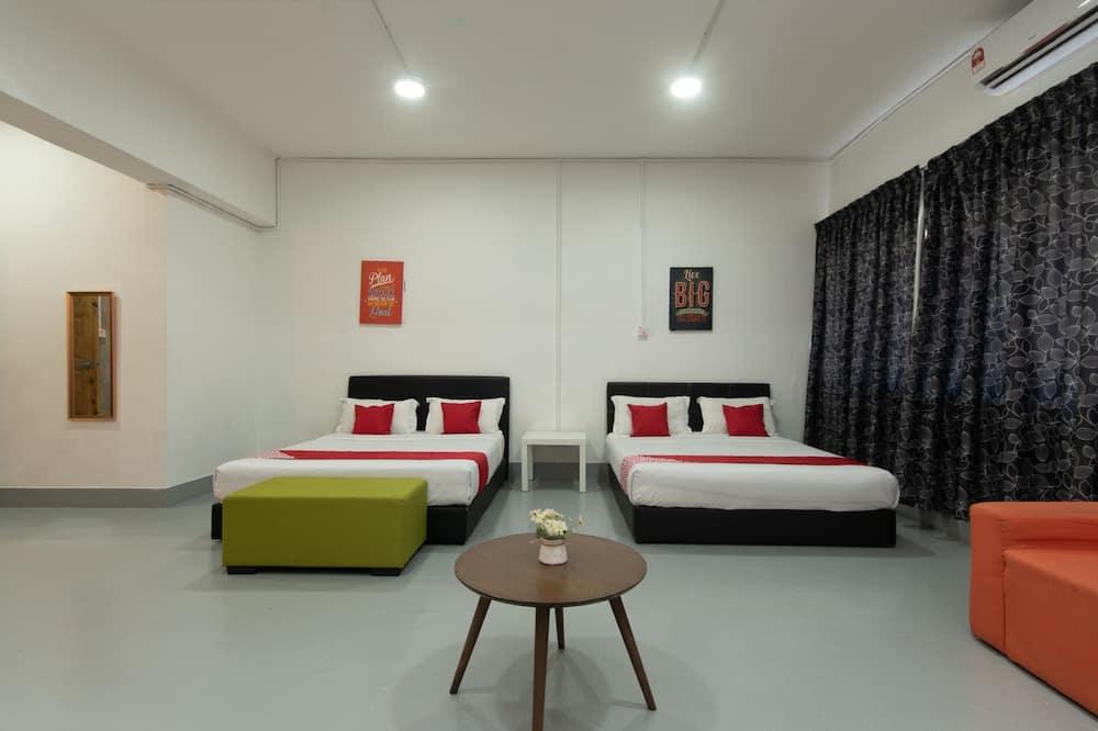 Obiteljska dvokrevetna soba - Soba za goste