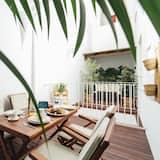 Departamento, 2 habitaciones, balcón (Recaredo III) - Balcón