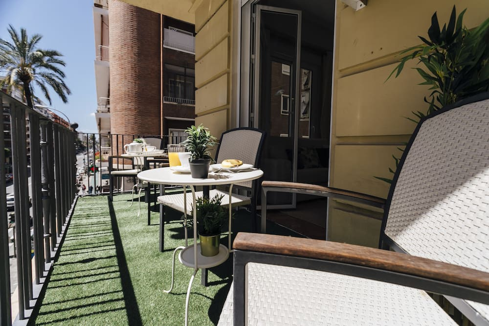 Apartment, 3 Bedrooms, Balcony - Balcony