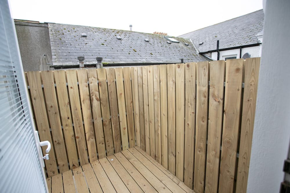 Deluxe-dupleks - privat badeværelse (Ground floor ) - Udsigt fra altan