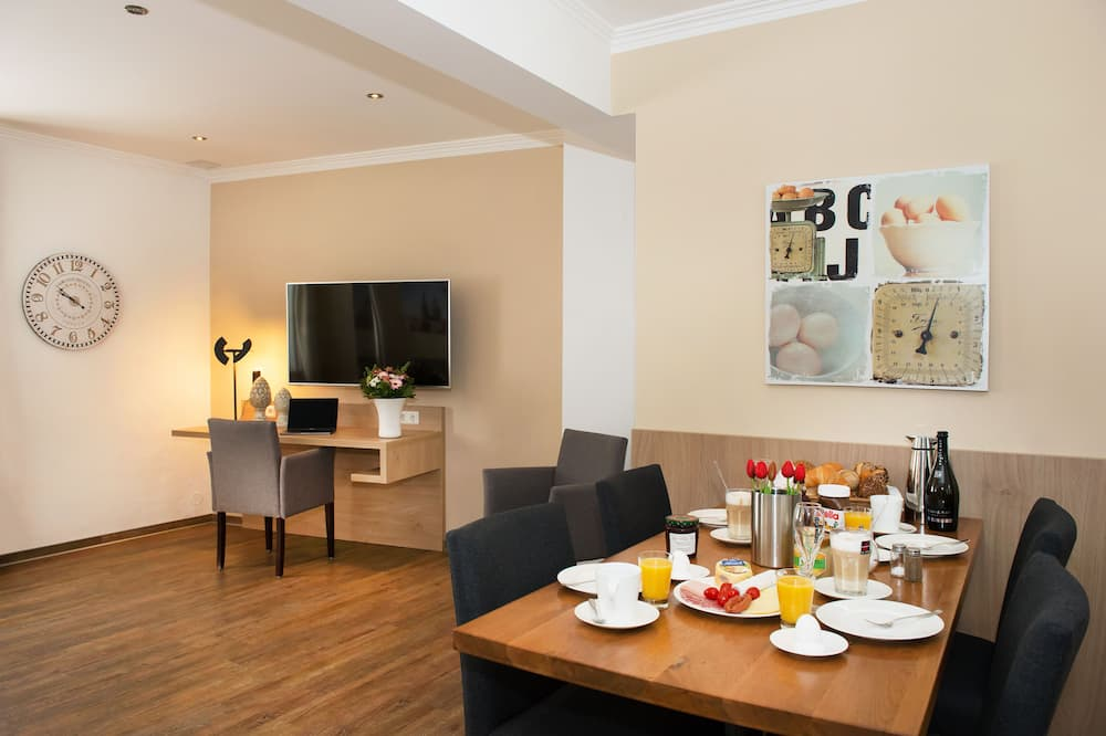Appartement Standard - Coin séjour