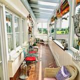 Apart Daire (Haus 12, 1. Stock) - Balkon