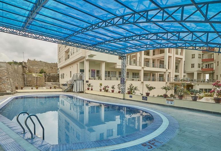 Classic Apartments by Casa Deyra, Lalitpur, Pool