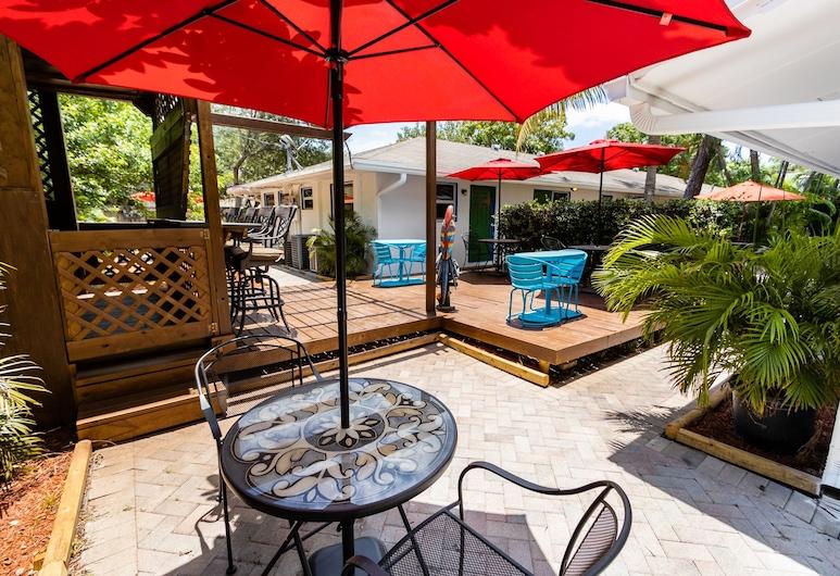 The Lauderdale Boutique Hotel, Fort Lauderdale, Garten