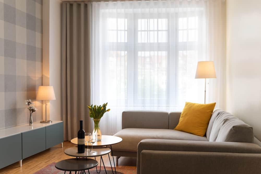 Appartamento Superior, 1 camera da letto, balcone (Sunshine) - Soggiorno